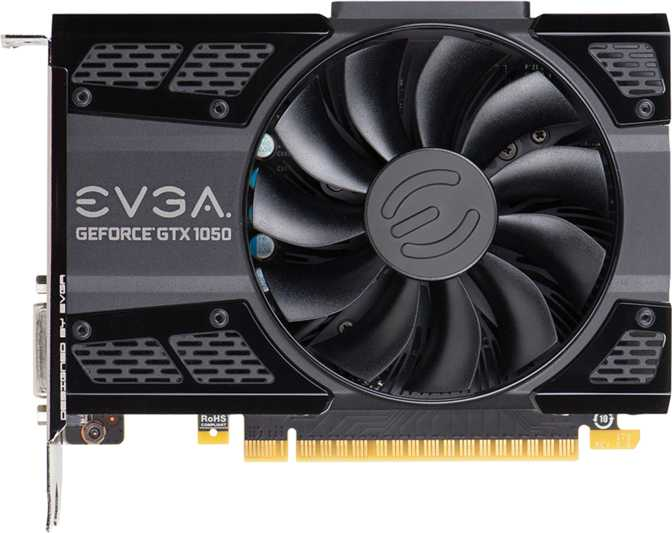 EVGA GeForce GTX 1050 ACX 2.0
