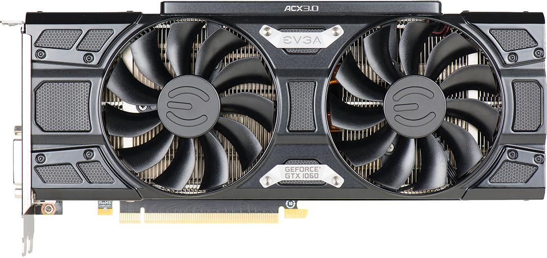 EVGA GeForce GTX 1060 FTW Plus ACX 3.0