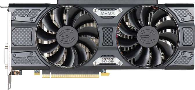 EVGA GeForce GTX 1060 SSC ACX 3.0