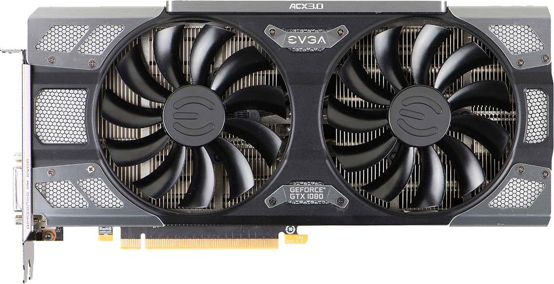 EVGA GeForce GTX 1080 FTW DT ACX 3.0