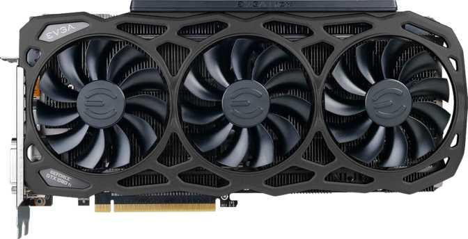 EVGA GeForce GTX 1080 Ti FTW3 Elite w/ iCX Cooler
