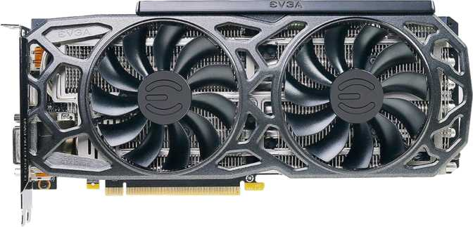 EVGA GeForce GTX 1080 Ti SC Black Edition w/ iCX Cooler