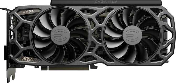 EVGA GeForce GTX 1080 Ti SC2 Elite w/ iCX Cooler