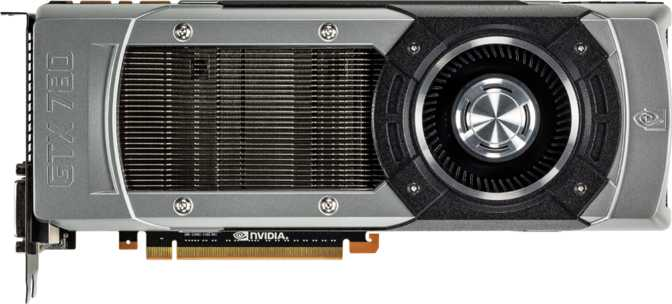 EVGA GeForce GTX 780 SC