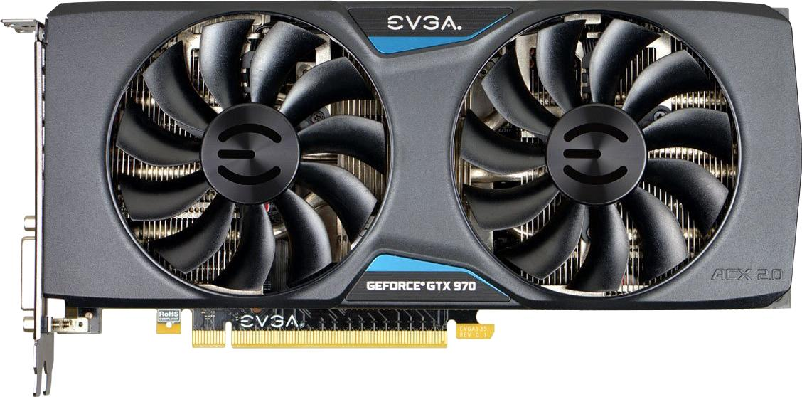 EVGA GeForce GTX 970 FTW Gaming ACX 2.0