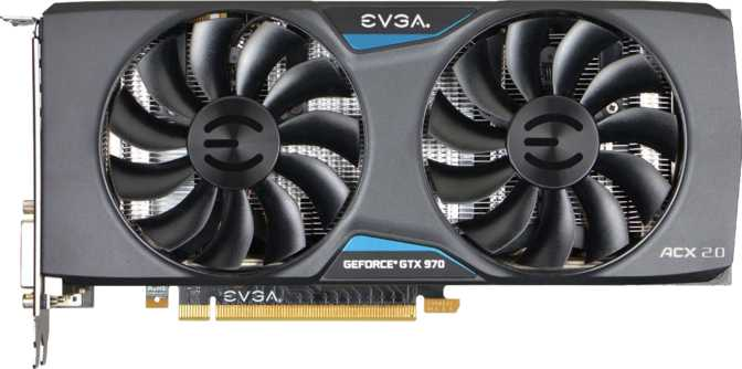 EVGA GeForce GTX 970 Gaming ACX 2.0 Plus