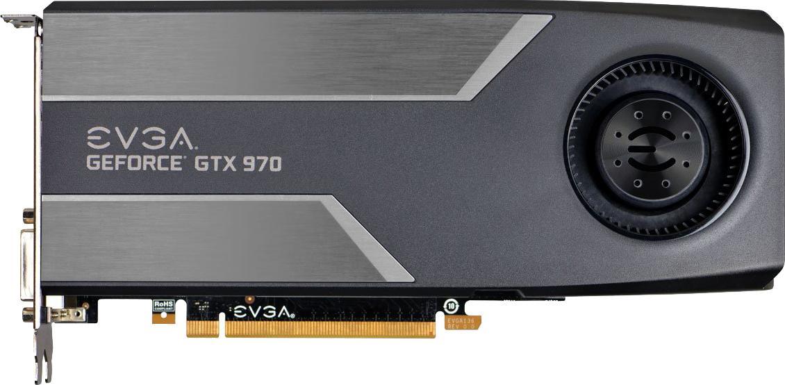 EVGA GeForce GTX 970 Gaming