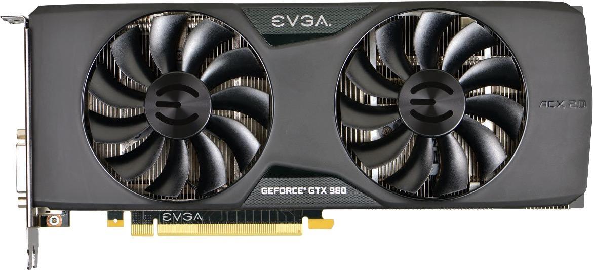 EVGA GeForce GTX 980 Gaming ACX 2.0