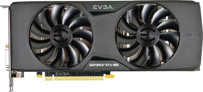 EVGA GeForce GTX 980 Gaming ACX 2.0