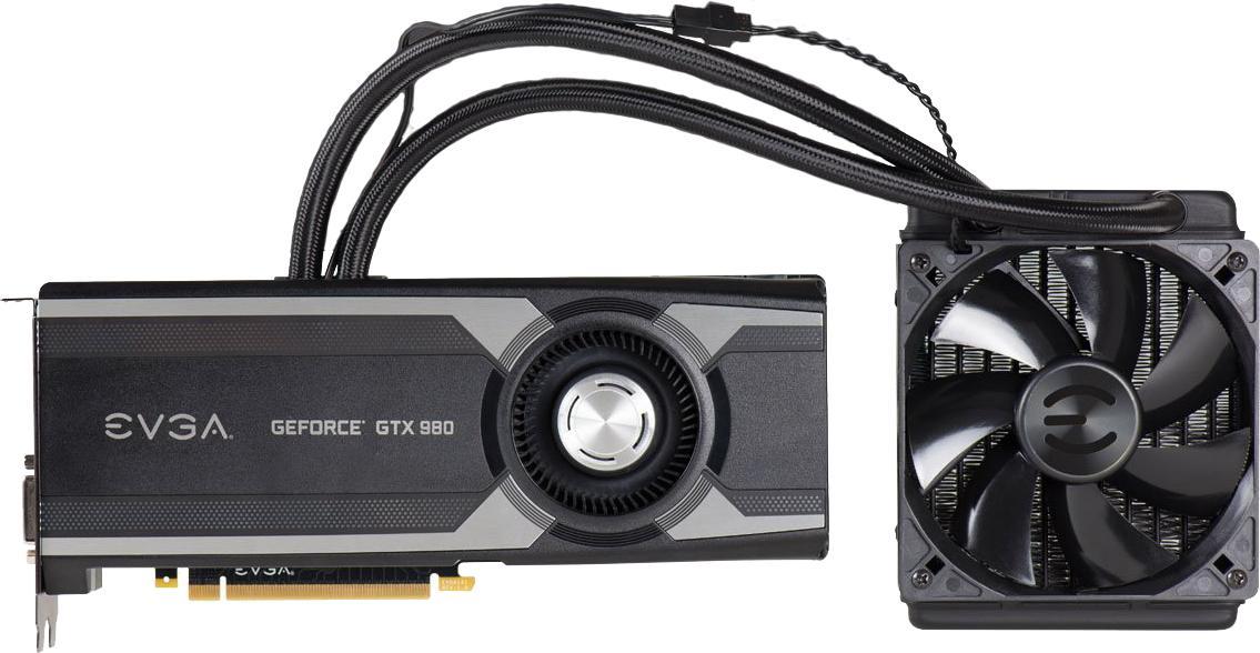 EVGA GeForce GTX 980 Hybrid Gaming