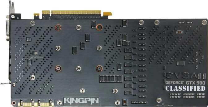 EVGA GeForce GTX 980 Kingpin ACX 2.0+