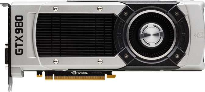 EVGA GeForce GTX 980 Superclocked