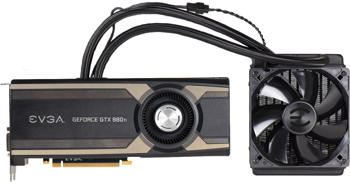 EVGA GeForce GTX 980 Ti Hybrid Gaming