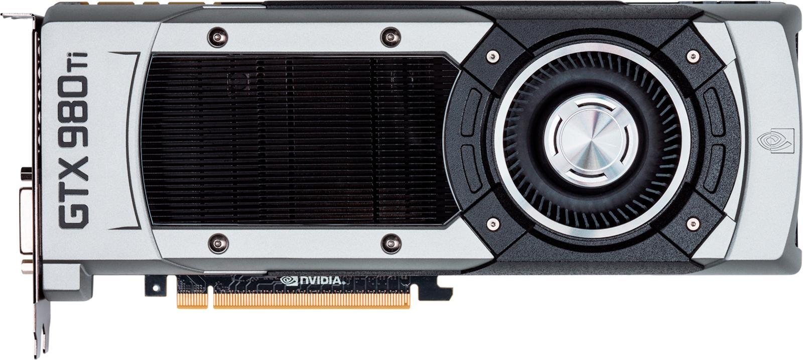 EVGA GeForce GTX 980 Ti Superclocked Gaming