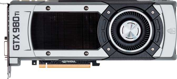 EVGA GeForce GTX 980 Ti Superclocked Gaming