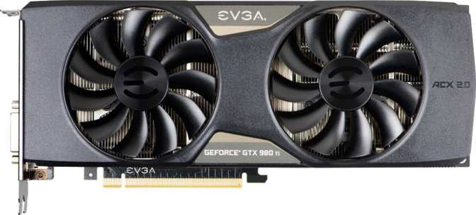 EVGA GeForce GTX 980 Ti Superclocked Plus Gaming ACX 2.0+