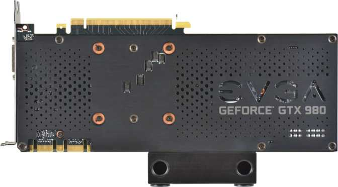 EVGA GeForce GTX Titan Black Hydro Copper