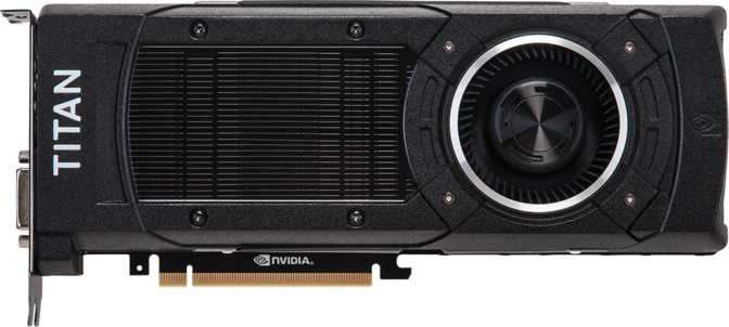 EVGA GeForce GTX Titan X