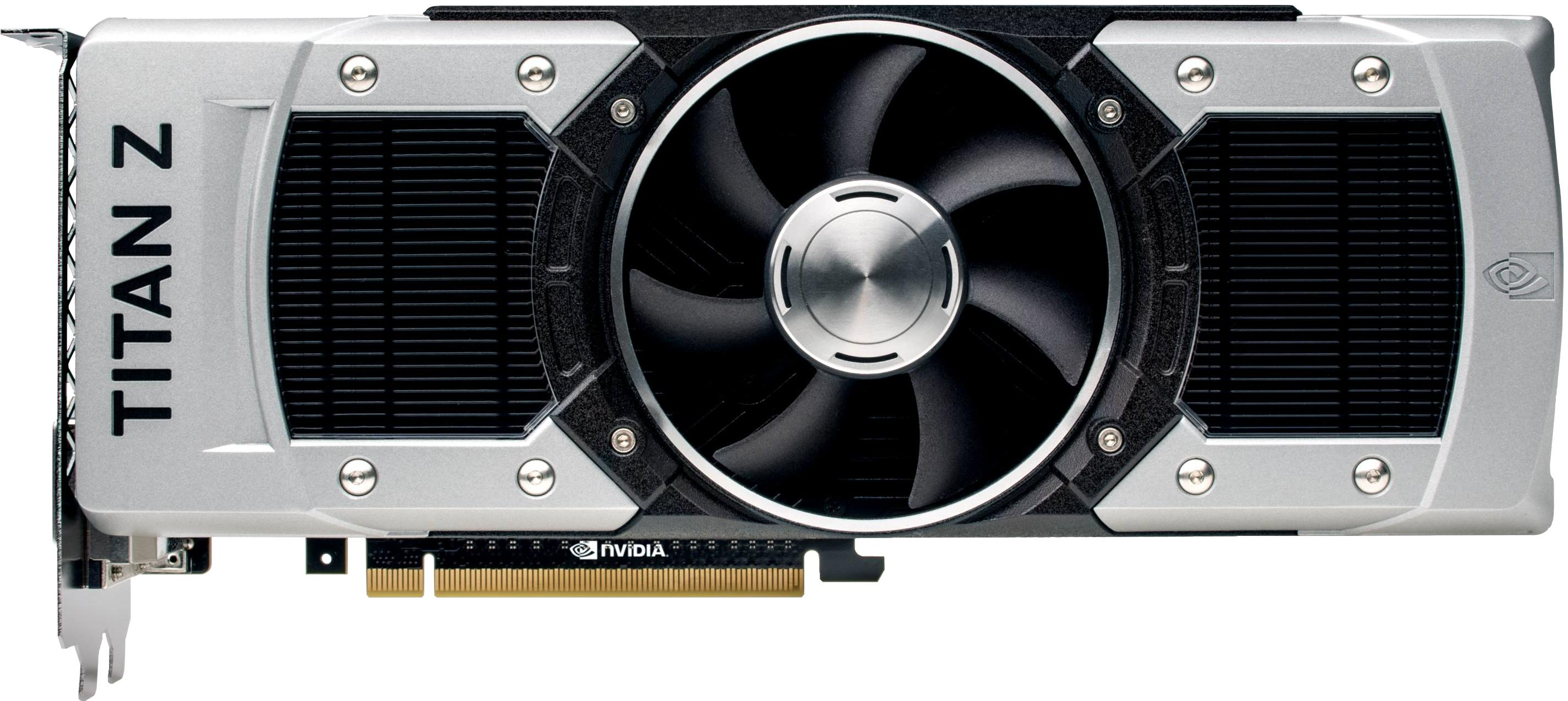 EVGA GeForce GTX Titan Z