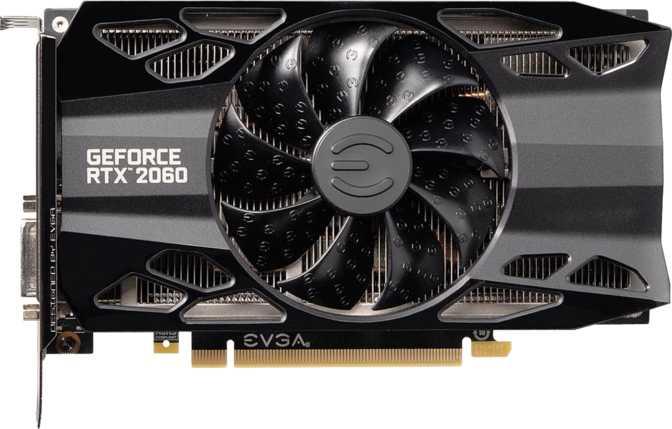 EVGA GeForce RTX 2060 SC Gaming