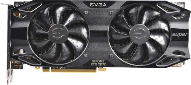 EVGA GeForce RTX 2070 Super Black