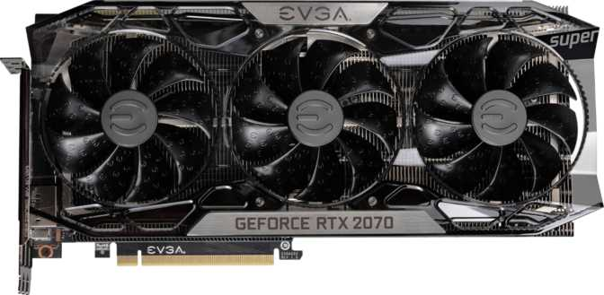 ≫ EVGA GeForce RTX 2070 Super FTW3 Ultra vs EVGA GeForce
