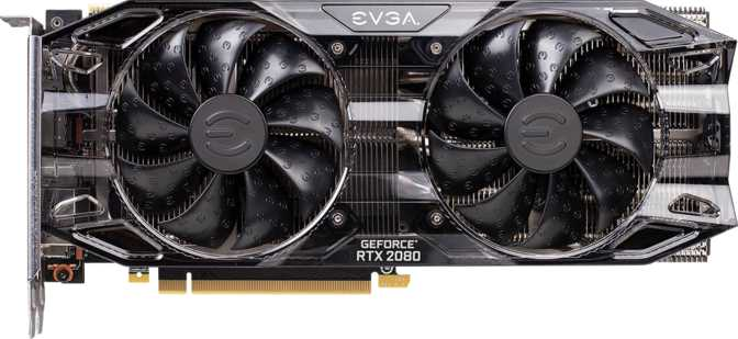EVGA GeForce RTX 2080 Black