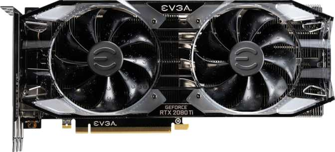 EVGA GeForce RTX 2080 Ti XC2 Ultra