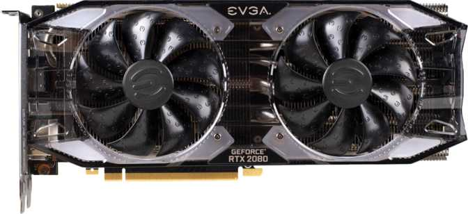 EVGA GeForce RTX 2080 XC Black
