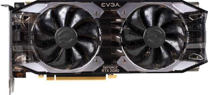 EVGA GeForce RTX 2080 XC