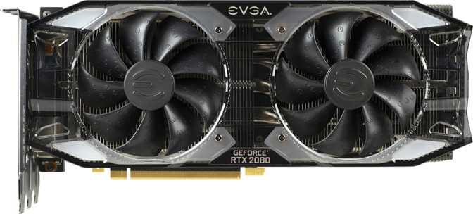 EVGA GeForce RTX 2080 XC2 Ultra