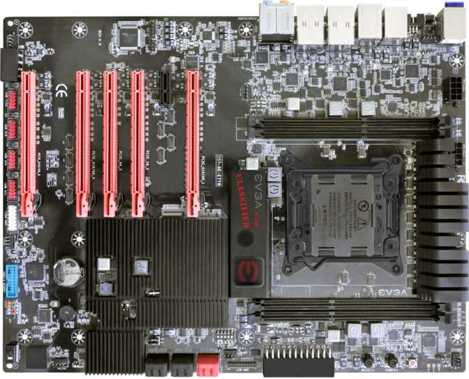 EVGA X79 Classified
