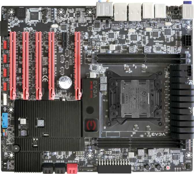 EVGA X79 FTW