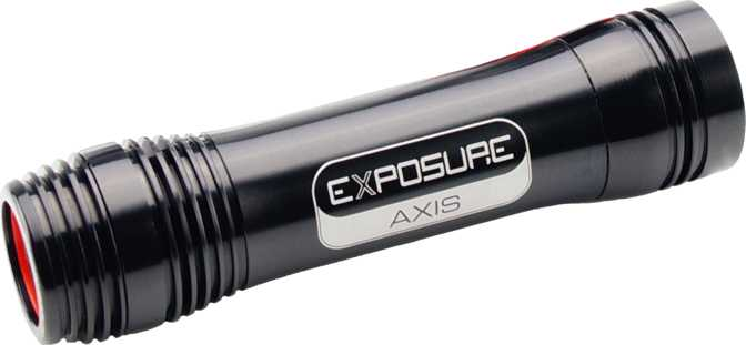 Exposure Lights Axis