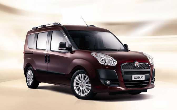 Fiat Doblo 1.4 (2014)