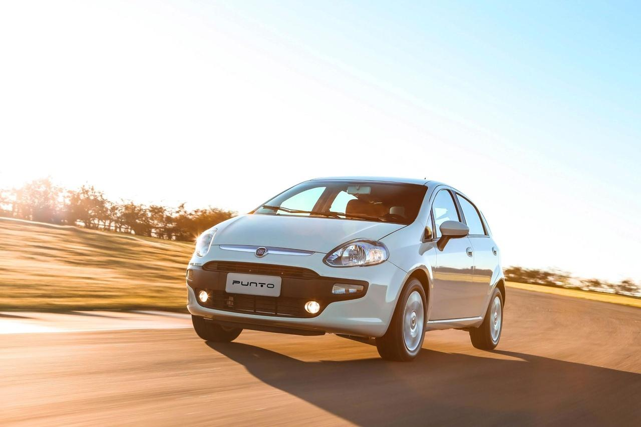 Fiat Punto Emotion 1.4 (2014)