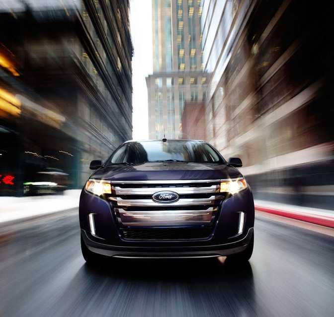 Ford Edge SE (2014)