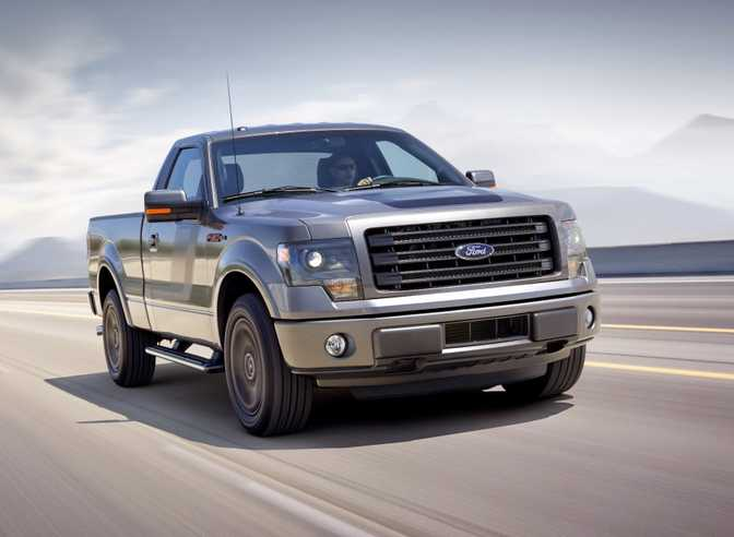 Ford F-150 King Ranch (2014)