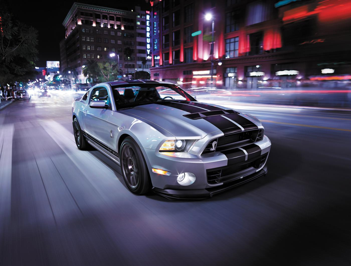 Ford Mustang Shelby GT500 (2014)