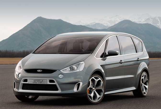 Ford S-MAX 2.0 Zetec (2014)