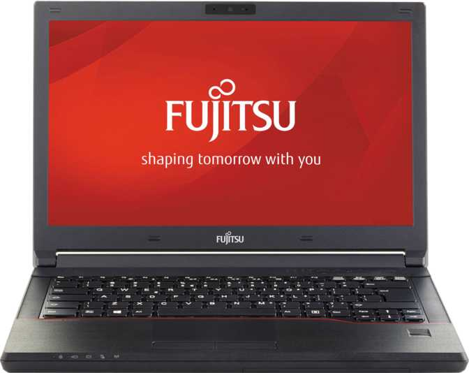 "Fujitsu Lifebook E544 14"" Intel Core i5-4210M 2.6GHz / 4GB / 500GB"
