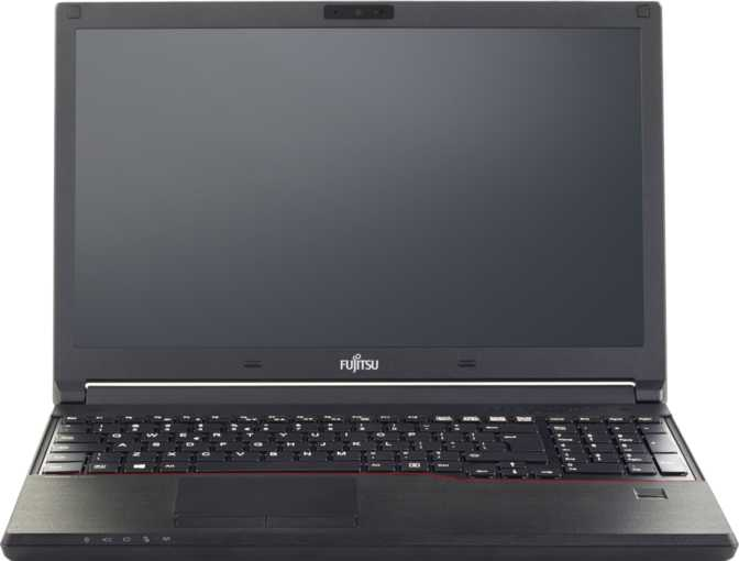 "Fujitsu Lifebook E554 15.6"" Intel Core i5-4210M 2.6GHz / 4GB / 500GB"