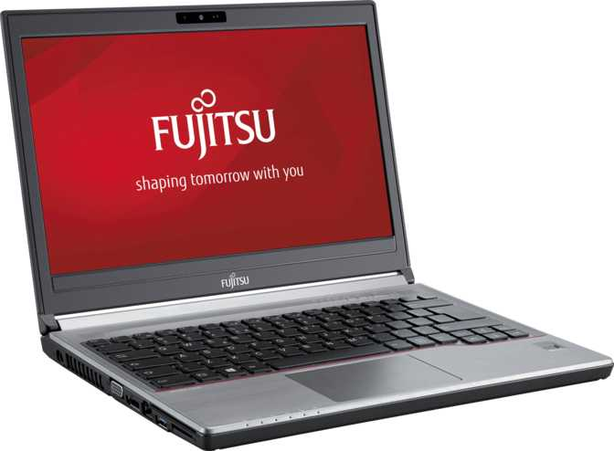"Fujitsu Lifebook E734 13.3"" Intel Core i5-4200M 2.5GHz / 4GB / 500GB"