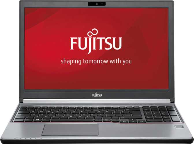 "Fujitsu Lifebook E754 (2014) 15.6"" Intel Core i5-4200M 2.5GHz / 4GB / 500GB"