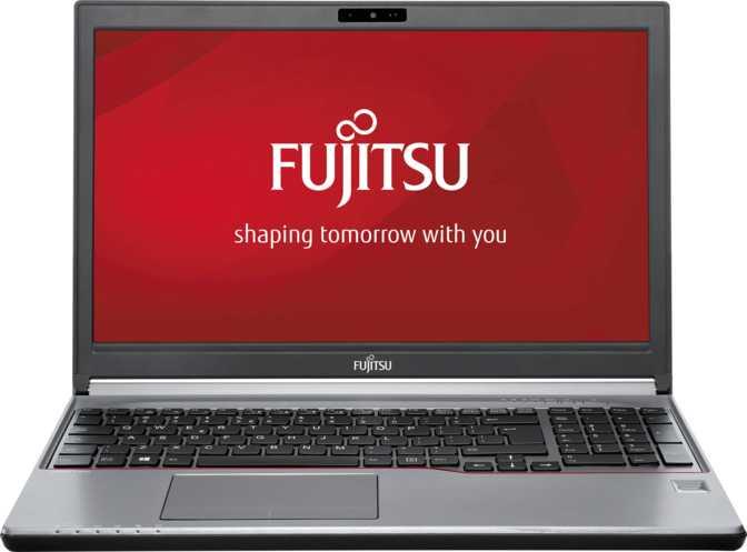 "Fujitsu Lifebook E754 (2014) 15.6"" Intel Core i5-4200M 2.5GHz / 4GB / 500GB"