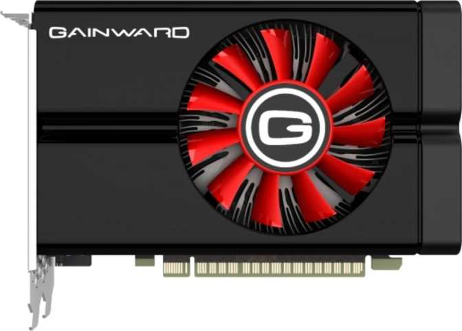 Gainward GeForce GTX 1050