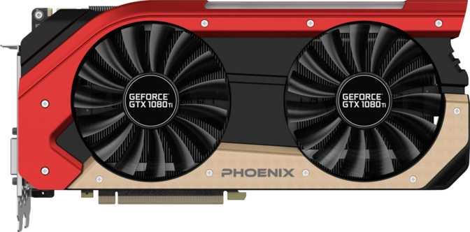 Gainward GeForce GTX 1080 Ti Phoenix