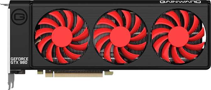 Gainward GeForce GTX 980