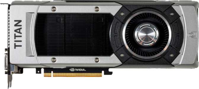 Gainward Geforce GTX Titan Black