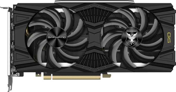 Gainward GeForce RTX 2060 Super Phoenix GS
